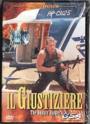 IL GIUSTIZIERE (DVD)