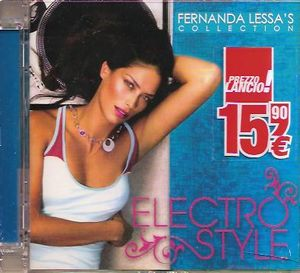 FERNANDA LESSA'S COLLECTION (CD)