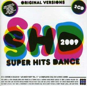 SUPER HITS DANCE 2009 -2CD (CD)