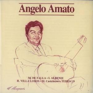 ANGELO AMATO - HOMENAJE DANZA DEL MOLINERO (CD)