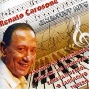 RENATO CAROSONE GREATEST HITS (CD)