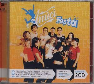AMICI FESTA -2CD (CD)