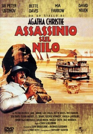 ASSASSINIO SUL NILO (DVD)