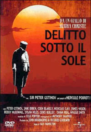 DELITTO SOTTO IL SOLE (DVD)