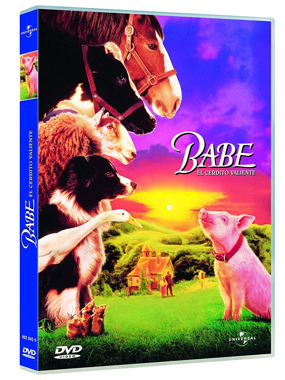 BABE IL MAIALINO CORAGGIOSO (DVD)