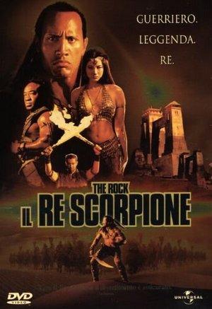 IL RE SCORPIONE (DVD)