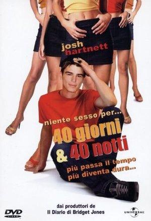 40 GIORNI & 40 NOTTI (DVD)