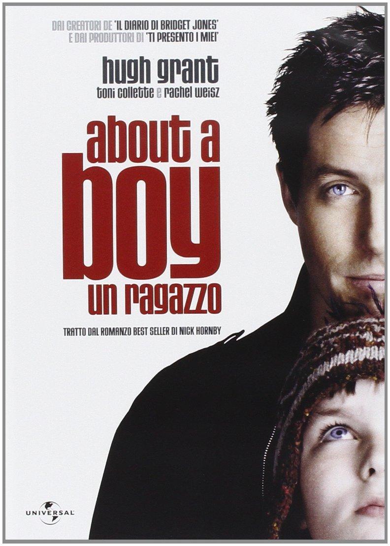 ABOUT A BOY UN RAGAZZO (DVD)