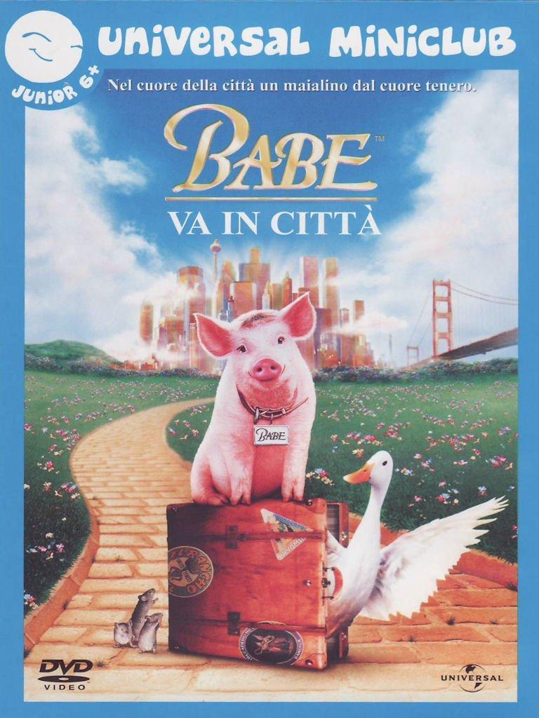 BABE VA IN CITTA' (DVD)