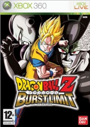 DRAGON BALL Z BUSTLIMIT XBOX 360