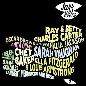 JAZZ HEROES VOL.7 1954-61 (CD)