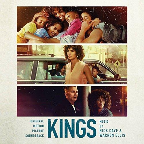 NICK CAVE AND WARREN ELLIS - KINGS (CD)