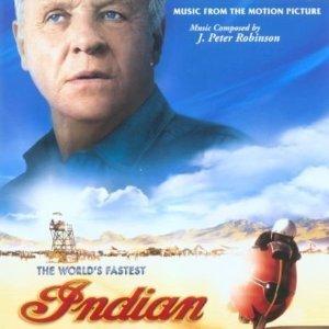 THE WORLD'S FASTEST INDIAN / INDIAN LA GRANDE SFIDA (CD)