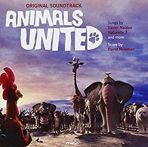 ANIMALS UNITED (CD)