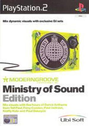 MODERN GROOVE: MINISTRY OF SOUND