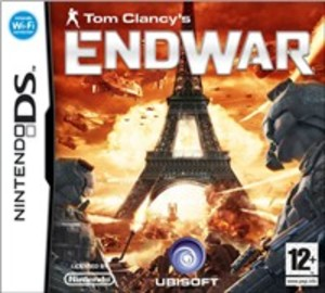 TOM CLANCY'S ENDWAR DS