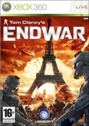TOM CLANCY'S ENDWAR XBOX