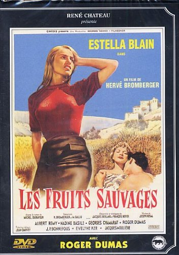 LES FRUITS SAUVAGES (DVD)