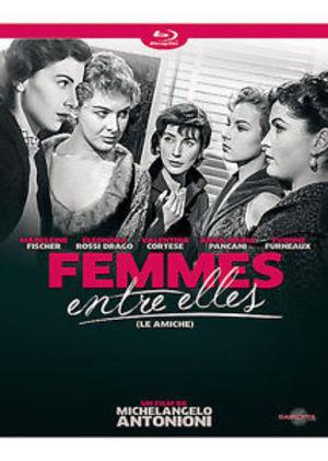LE AMICHE / FEMMES ENTRE ELLES (BLU-RAY) (IMPORT)