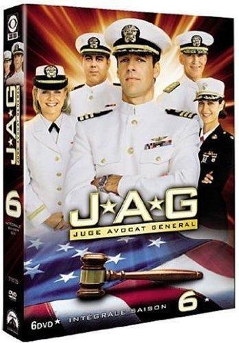 COF.JAG SAISON 6 (6 DVD) AUDIO FRANCESE - USATO DVD (DVD)
