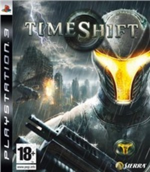 TIME SHIFT PS3