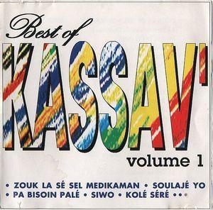 KASSAV' - BEST OF VOL. 1 (CD)