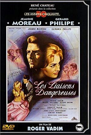 LES LIAISONS DANGEREUSES (DVD)