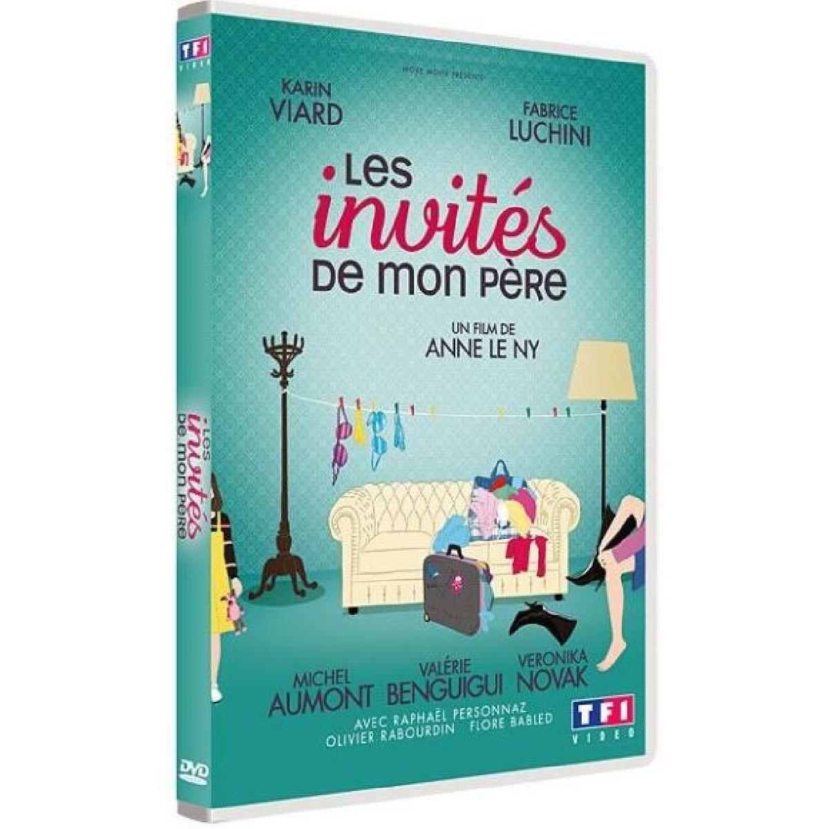 LES INVITES DE MON PERE [EDIZIONE: FRANCIA] (DVD)