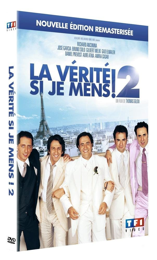 LA VERITE SI JE MENS! 2 - AUDIO FRANCESE (DVD)