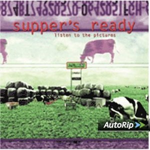 SUPPER'S READY - LISTEN TO THE PICTURES (CD)