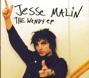JESSE MALIN - THE WENDY EP (CD)