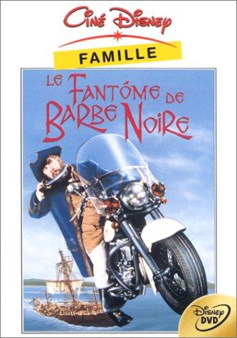 LE FANTOME DE BARBE NOIRE (DVD)