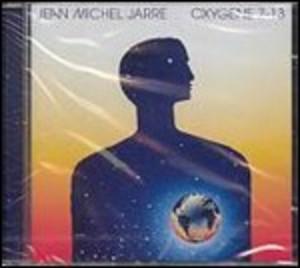 JEAN-MICHEL JARRE - OXYGENE 7-13 (CD)