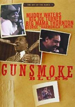 GUNSMOKE BLUES (DVD)