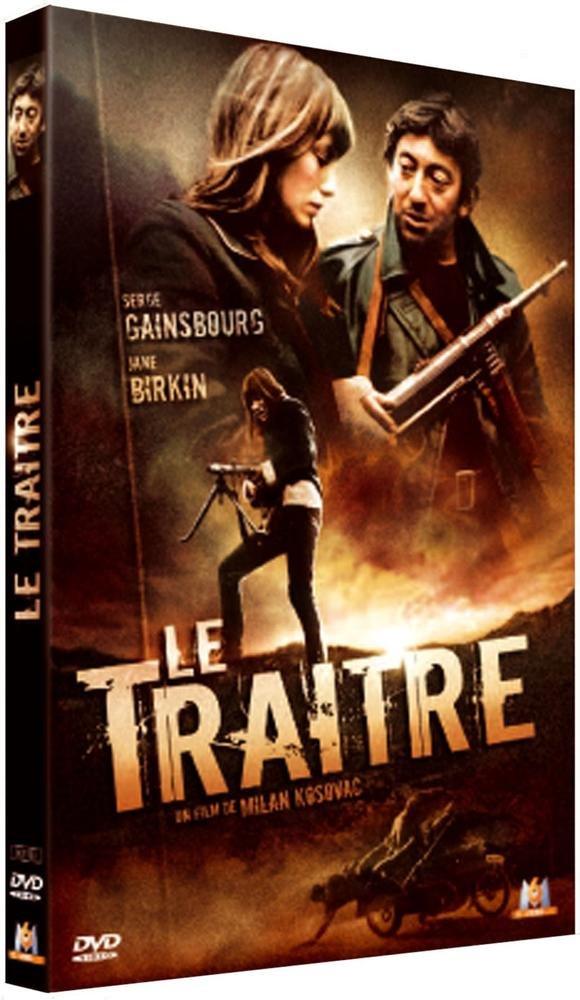 LE TRAITRE (DVD)