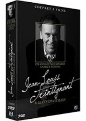 COF.JEAN-LOUIS TRINTIGNANT (3 DVD) (DVD)