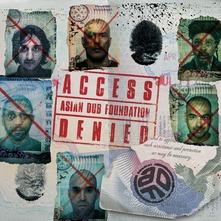 ASIAN DUB FOUNDATION - ACCESS DENIED (LP)