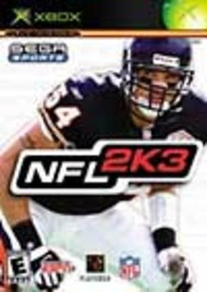 NFL 2K3 XBOX