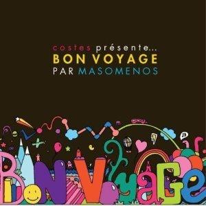 COSTES PRESENTE.. BON VOYAGE PAR MASOMENOS (CD)