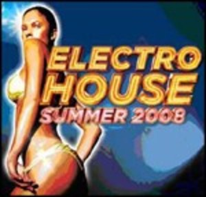 ELECTRO HOUSE SUMMER 2008 -4CD 80 TRACCE (CD)