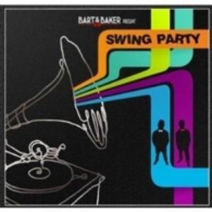 SWING PARTY BART & BAKER -2CD (CD)