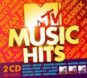 MTV MUSIC HITS -2CD (CD)