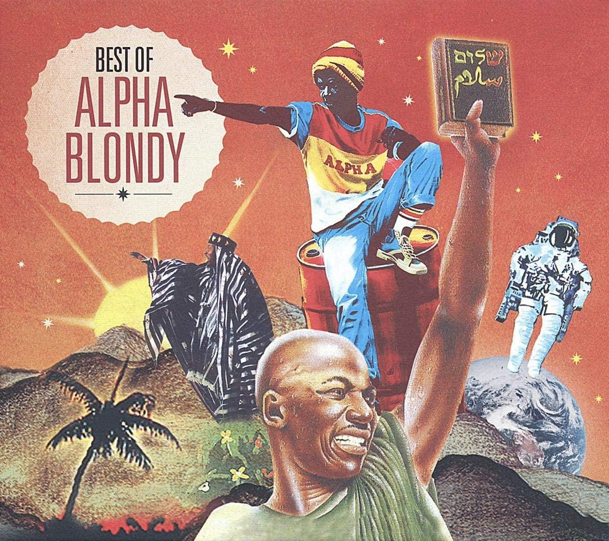 ALPHA BLONDY - BEST OF ALPHA BLONDY (2 CD) (CD)