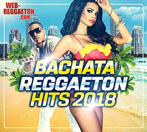 BACHATA REGGAETON HITS 2018 (5 CD) (CD)