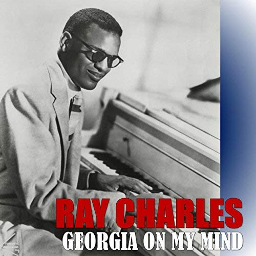 RAY CHARLES - GEORGIA ON MY MIND (LP)