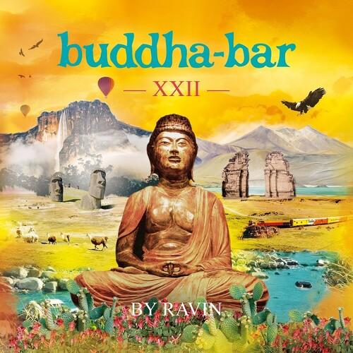 BUDDHA-BAR XXII BY RAVIN / VARIOUS (2 CD) (CD)