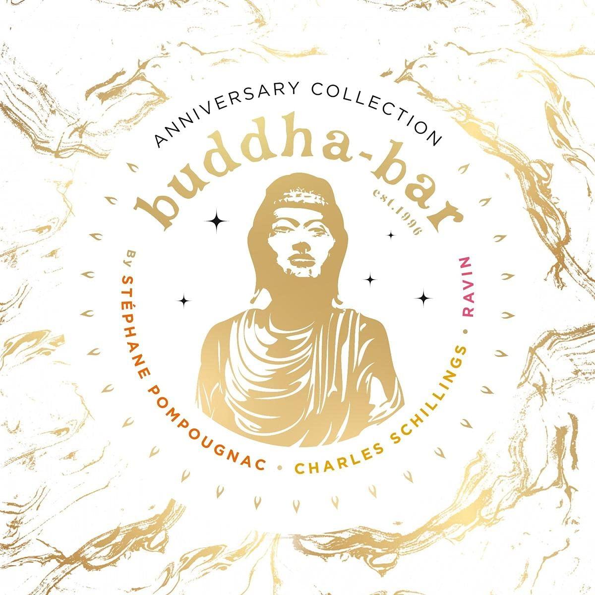BUDDHA BAR 25 YEARS: ANNIVERSARY COLLECTION / VAR (3 CD) (CD)