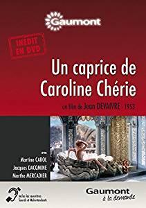 UN CAPRICE DE CAROLINE CHE'RIE (DVD)
