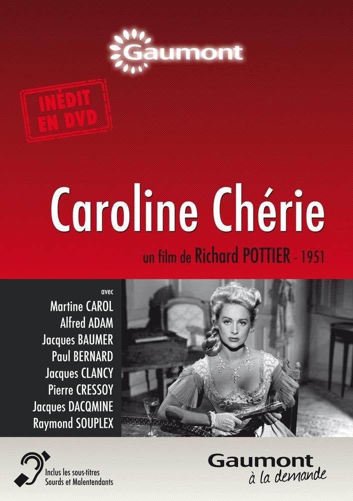 CAROLINE CHE'RIE (DVD)