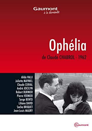 OPHE'LIA (DVD)
